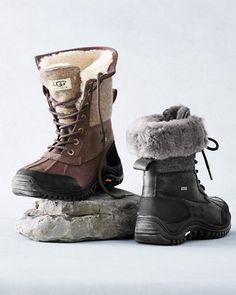 UGG® Short Adirondack Boots
