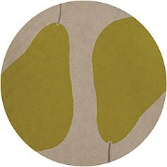 @Overstock.com - Hand-hooked Kaidgen Indoor/ Outdoor Rug (8' Round) - Crafted of durable hand-hooked polypropylene, this indoor or outdoor rug is punctuated with boldly scaled designs and a sun-drenched color palette. The rich shades of beige and green will add warmth and uniqueness to any decor.  http://www.overstock.com/Home-Garden/Hand-hooked-Kaidgen-Indoor-Outdoor-Rug-8-Round/4772083/product.html?CID=214117 $247.19