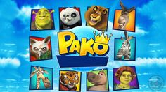 """Join Shrek, Po, Alex and all of your favorite characters in this game """"Pako King: DreamWorks Adventures"""" from Ludia Games - https://www.youtube.com/watch?v=tdzNlMOVjvc  #pako #king #shrek #adventure #iOS #iphonegames #igv   like this video? Then Repin it! Follow us [http://www.pinterest.com/igamesview/] today for latest iOS gameplays,Games of the week/month, Reviews, Previews, Trailers, Cheat Code, walkthroughs & more."""