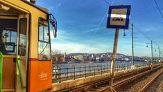 Budapest Tram is the most scenic tram journey in Europe according to National Geographic. Regardless of its rating, it's spectacular! Budget Travel, Travel Tips, Travel Destinations, European Travel, Hungary, National Geographic, Budapest, Around The Worlds, Journey