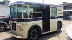 Other Makes : Helms Bakery Truck Delivery Van Step Van, Old Trucks, Cool Cars, Bakery, Vehicles, Twin, Container Homes, Weird, Wheels