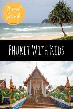 Thailand: Phuket With Kids