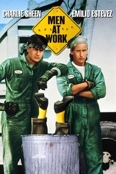 Men at Work (1990) - Pictures, Photos & Images - IMDb
