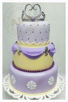 pasteles de princesa sofia - Buscar con Google