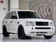 """range rover custom 