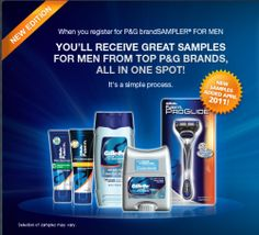 This is a sampling program for Procter and Gamble to promote its Giillette brand. The target for the sales promotion would be people who already use Procter and Gamble products and are interested in other products. This is a franchise building promotion because it build the image of the brand.