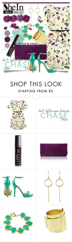 """""""WIN SHEIN $30 COUPON"""" by lilyk72 on Polyvore featuring moda, Butter London, Michael Antonio, Karen Kane, Smith & Cult, dress, jewelry y shein"""