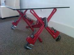 Table for real plumbers #plumbing #fun# plumber