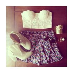 Cute Outfits! ❤ liked on Polyvore featuring outfits, pictures, full outfits and icons