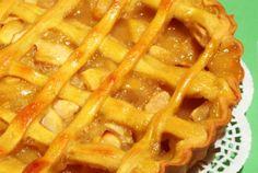 Brandi's Famous Caramel Apple Pie—you can't beat a classic delicious apple pie.