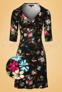 King louie Gina Dress Secret Garden 19097 20160819 0002WV