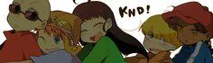 KND: los chicos del barrio
