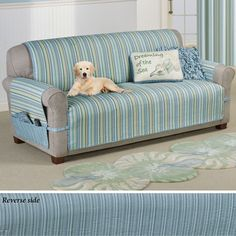 Clearwater Reversible Striped Furniture Covers – Home Trends 2020 Diy Furniture Covers, Furniture Logo, Ikea Furniture, Home Decor Furniture, Cool Furniture, Modern Furniture, Outdoor Furniture, Furniture Companies, Furniture Stores