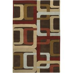 Forum FM - 7106 - Rugs - Accessories