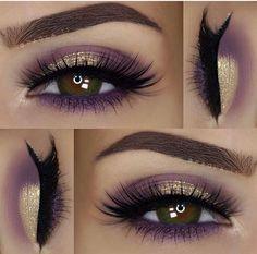 Love the purple!