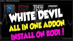 How To Install White Devil Addon On KODI / XBMC!