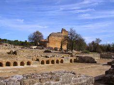 Monumentos que nos enchem de orgulho - Ruínas Romanas de Milreu, Faro