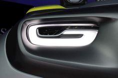 Mercedes-Benz Ener-G-Force Concept SUV