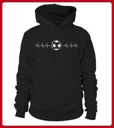 Fussball Herzschlag - Fußball shirts (*Partner-Link)