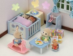 sylvanian families We got this.