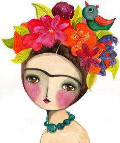 Il·lustració de Danita Art