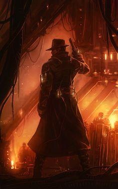 Cyberpunk, Dystoria, Post-Apocalyptic, Science Fiction, Anti-Utopia, Dark City…