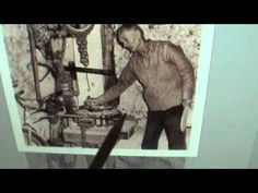 Ed Leedskalnin Coral Castle Flywheel Secrets Revealed