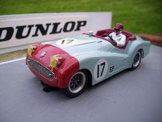 My latest projects, 7 cars! SCCA, George Turner's + more - SlotForum