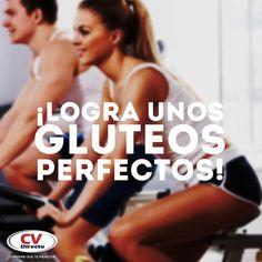 20 minutos cada tercer día en la #bicicleta fija, fortalecerá tus #piernas y si lo haces elevando los #gluteos mientras pedaleas el esfuerzo recaerá en ese músculo.