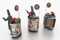 NESTLE DOLCE GUSTO by Mauricio Gonzalez Abril at Coroflot.com