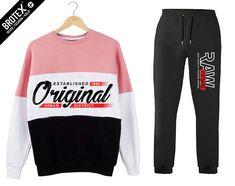Bayan – Brotex Design Casual Wear For Men, Denim Fashion, Sweatpants, Urban, Sweatshirts, How To Wear, Design, Women, Sweet