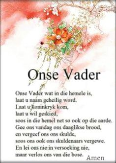 Inspiration For The Day, Afrikaanse Quotes, Bible Prayers, Trust God, Verses, Words, Journaling, Caro Diario, Scriptures