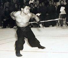 """Cross-Pattern Three-Sectional Chain Whip"" (Sap Ji Saam Jit Bin)"