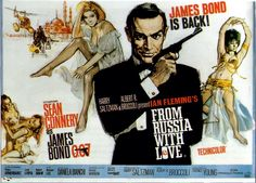 Top 5 James Bond Movies to Watch After 'Spectre'