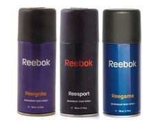 3 Reebok Deo combo worth Rs.495 at Rs. 289 ( Rs.96 Each ) + Free Shipping