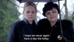 "Snow White and Emma Swan - 5 * 21 ""Last Rites"""