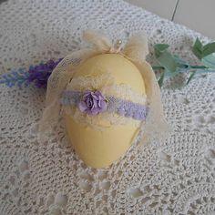 tinuszDecorArt / Veľkonočné vajíčko romantik
