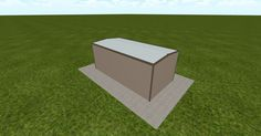 Cool 3D #marketing http://ift.tt/2p587N6 #barn #workshop #greenhouse #garage #roofing #DIY