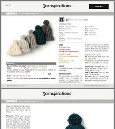 Knit Slippers Free Pattern, Baby Cardigan Knitting Pattern Free, Knitting Patterns Boys, Loom Knitting, Free Knitting, Crochet Patterns, Hat Patterns, Knitting Projects, Easy Knit Hat