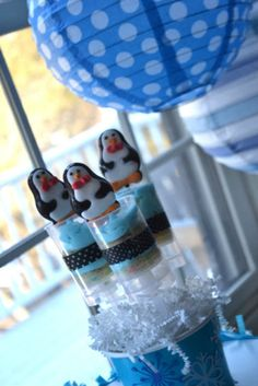 The Party Wagon - Blog - PENGUIN PARTY