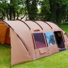 THERMO TENT 6 Deluxe COMBO & Temperature-regulating Thermo Tents offer the most comfortable ...