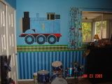 If your Child loves Thomas The Train.. this website has  bedroom ideas, along with beautiful ideas for the rest of the house!