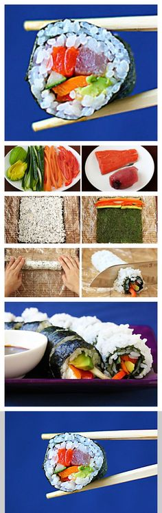 How To: Make Sushi At Home