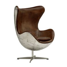 Morgan Modern Wingback Chair