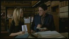 Va savoir? (Who Knows?) (2001, France / Italy / Germany). Sergio Castellitto as Ugo is researching a supposedly lost work by the Italian playwright Carlo Goldoni in the Library of the Arsenal in Paris. He is helped in his quest by a young blonde student (Hélène de Fougerolles as Do). Claude Berri plays a librarian. http://www.imdb.com/title/tt0242994/