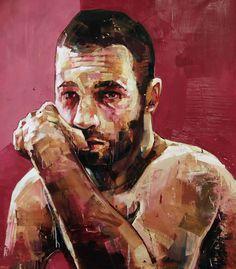 Paintings by Andrew Salgado