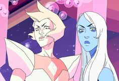 Somehow is it just me or blue diamond is more fiercer than yellow diamond? Write in the comment section below guys what do you think?