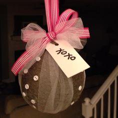 #Mistletoe Kissing Ball #Tutorial