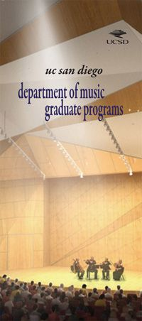 UC San Diego Ms in Music