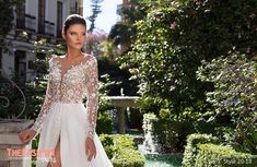 Wedding Gown Guide: Long Sleeves – The FashionBrides